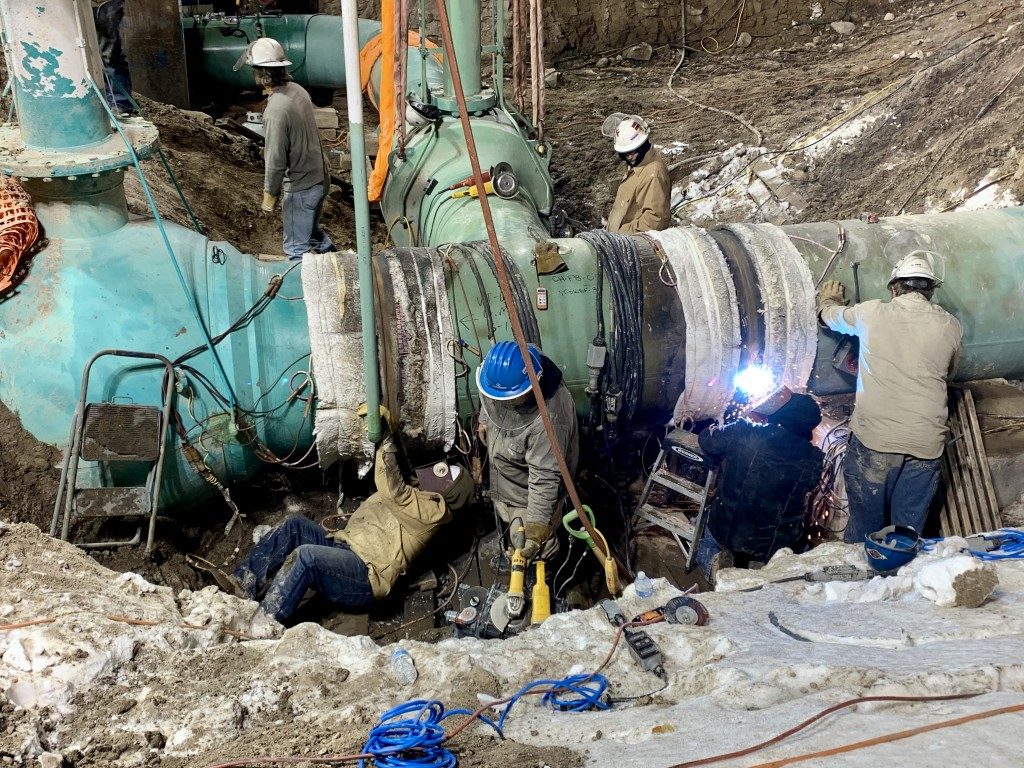 Rockies Express Pipeline Colorado required Demagnetizing